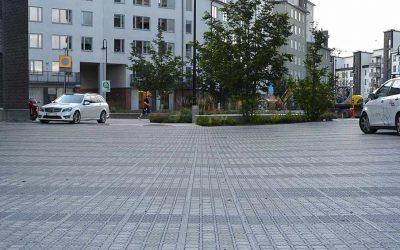 TTE anläggning i Solna Stad
